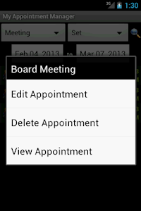 My Appointment Manager screenshot 3