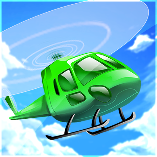 RC Toy Chopper: Helicopter Sim 角色扮演 App LOGO-APP試玩