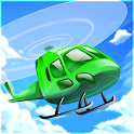 RC Toy Chopper:Helicóptero Sim icon
