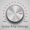 Guitar Amp Settings icon