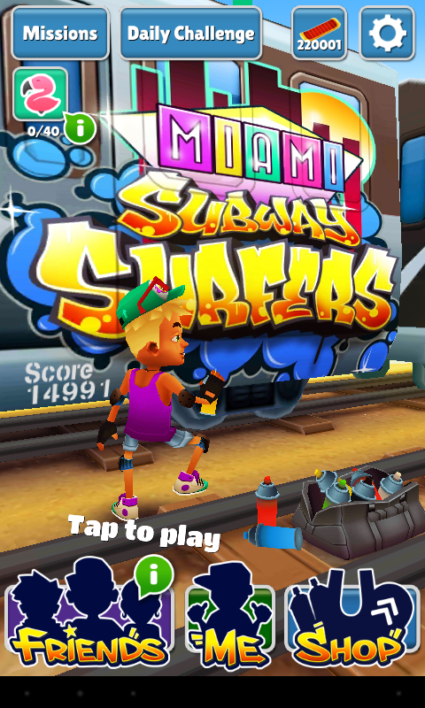 Subway Surf Miami Super Cheats - screenshot