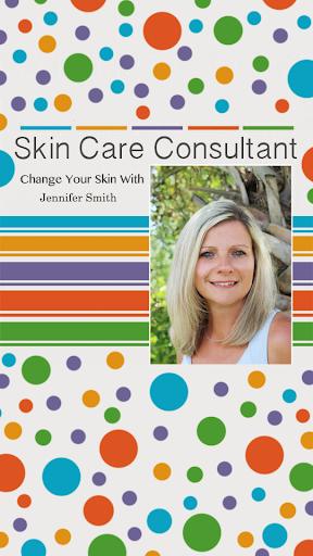 Skin Consultant Jennifer Smith