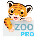 Zoo. Animals sounds PRO icon