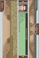 Screenshot of Objection Widget