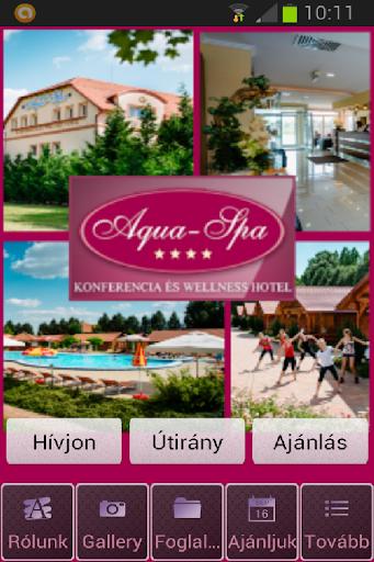 Aqua-Spa**** Wellness Hotel