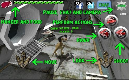 Raptors Online - Multiplayer - screenshot thumbnail