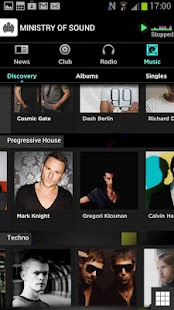 Ministry of Sound - screenshot thumbnail