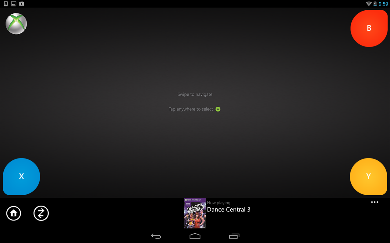 Xbox 360 SmartGlass screenshot #8