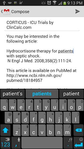 【免費醫療App】ICU Trials by ClinCalc-APP點子