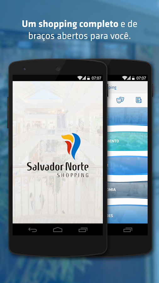 Salvador Norte Shopping- screenshot
