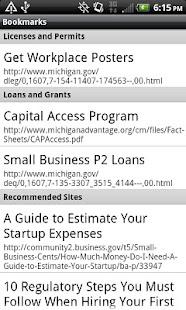 Small Business Toolbox- screenshot thumbnail