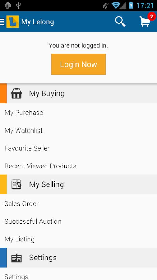 Lelong.my - Shop and Save - screenshot
