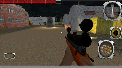 Modern Commando Sniper War