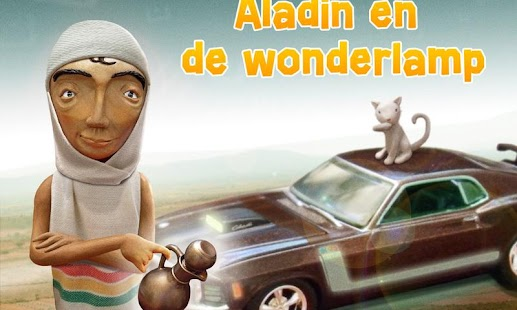Aladin en de wonderlamp- screenshot thumbnail