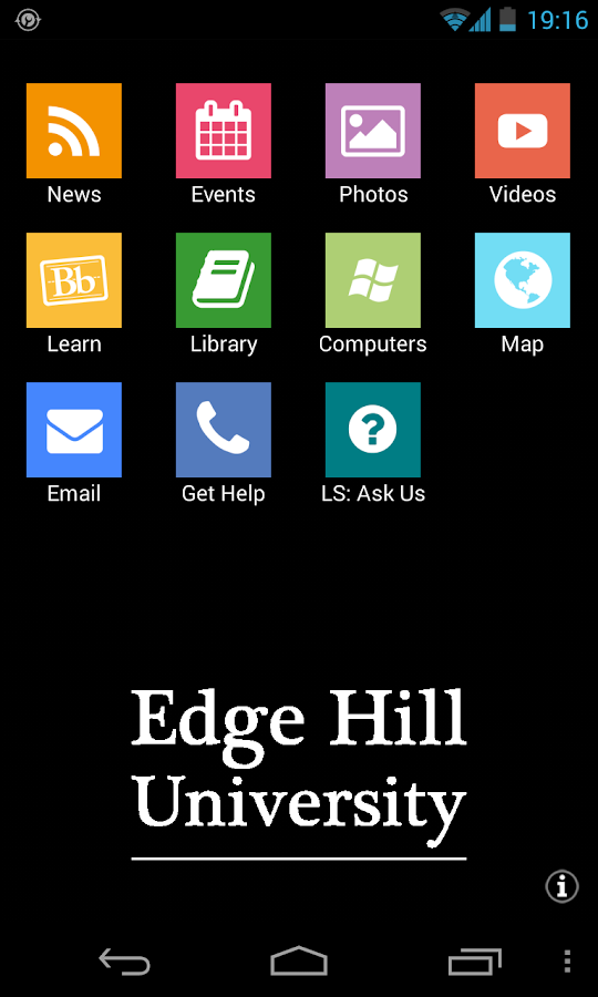 Edge Hill Central - screenshot