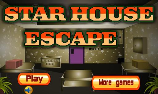 Star House Escape Game