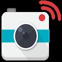 Alcomra : The camera icon