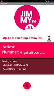 JimmyFM- screenshot thumbnail