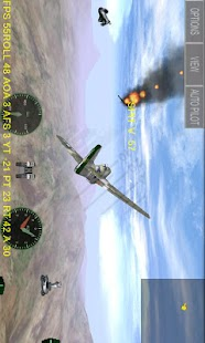 FighterWing Free - screenshot thumbnail