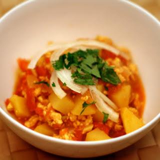 Murgh Keema (Ground Chicken Curry)