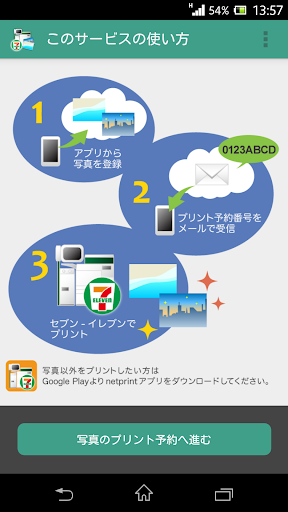 netprint 写真かんたんプリント
