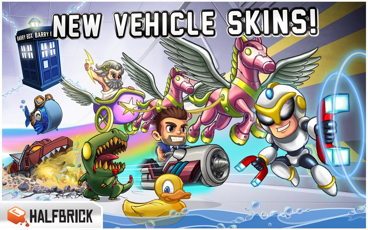 Download Jetpack Joyride Apk   Arcade - Alternative App Marketplace ...