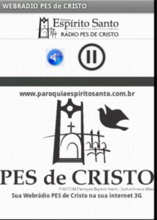 Webradio PES de CRISTO 3G