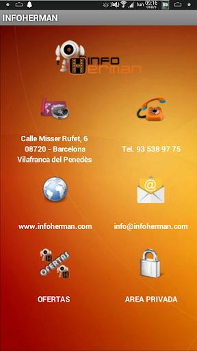 InfoHerman Contacto