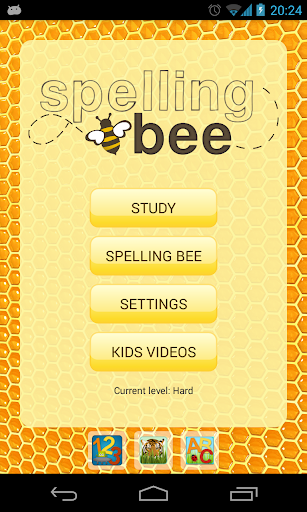 Spelling Bee - Learn English