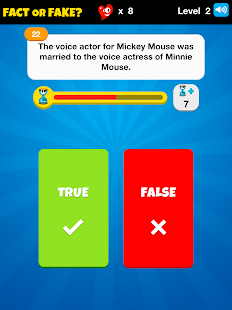 Fact or Fake?™ - Play Now! - screenshot thumbnail