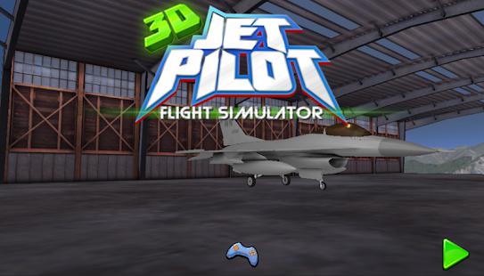 Flight Simulator: Fighter Jet