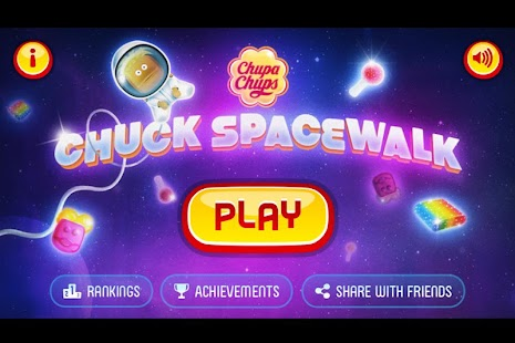 Chuck SpaceWalk- screenshot thumbnail
