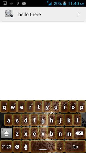 黑色键盘主题