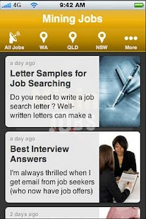 Mining Jobs- screenshot thumbnail