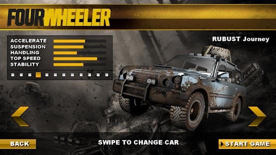 Four Wheeler - screenshot thumbnail