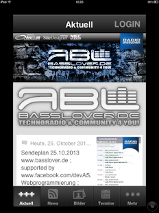 Internet Station Basslover- screenshot thumbnail