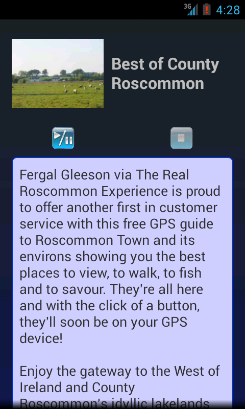 The Real Roscommon Experience- screenshot
