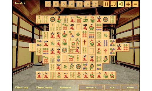Mahjong Ace - screenshot thumbnail