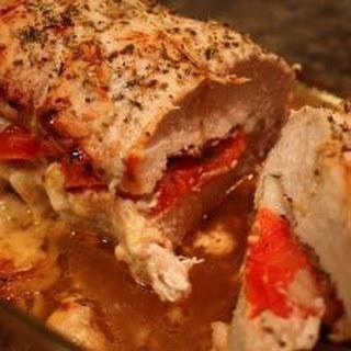 Stuffed Roast Pork.