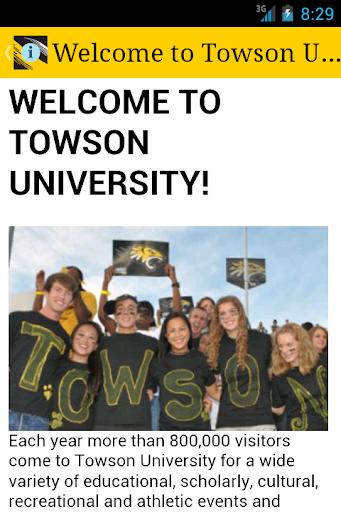 【免費旅遊App】Visit Towson-APP點子