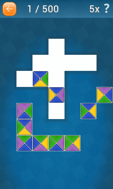 Color Block Puzzle- screenshot