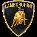 Lamborghini 3D Live Wallpaper logo