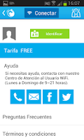 Screenshot of GOWEX FREE Wi-Fi