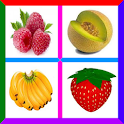 Fruits in Hindi icon