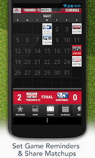 Toronto FC Mobile - screenshot thumbnail