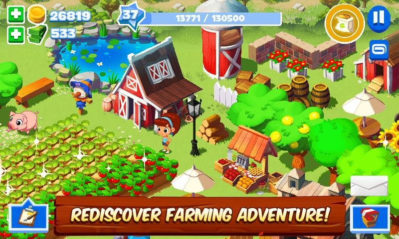 Green Farm 3 - screenshot