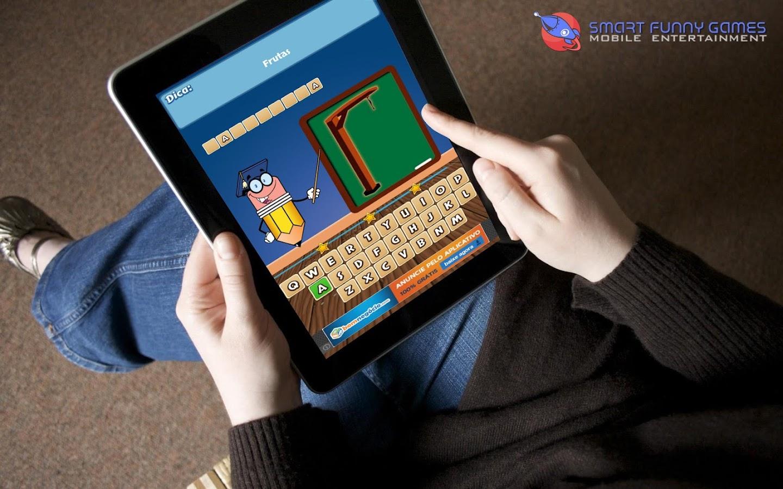 Jogo da Forca - screenshot