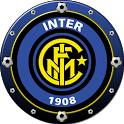 Inter Milan Clock Widget icon