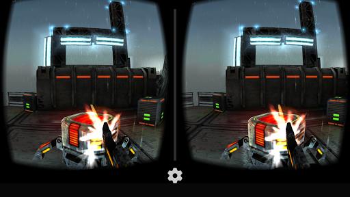 Angry Bots VR demo