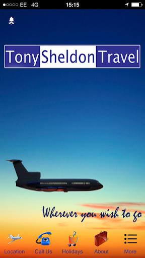 Tony Sheldon Travel